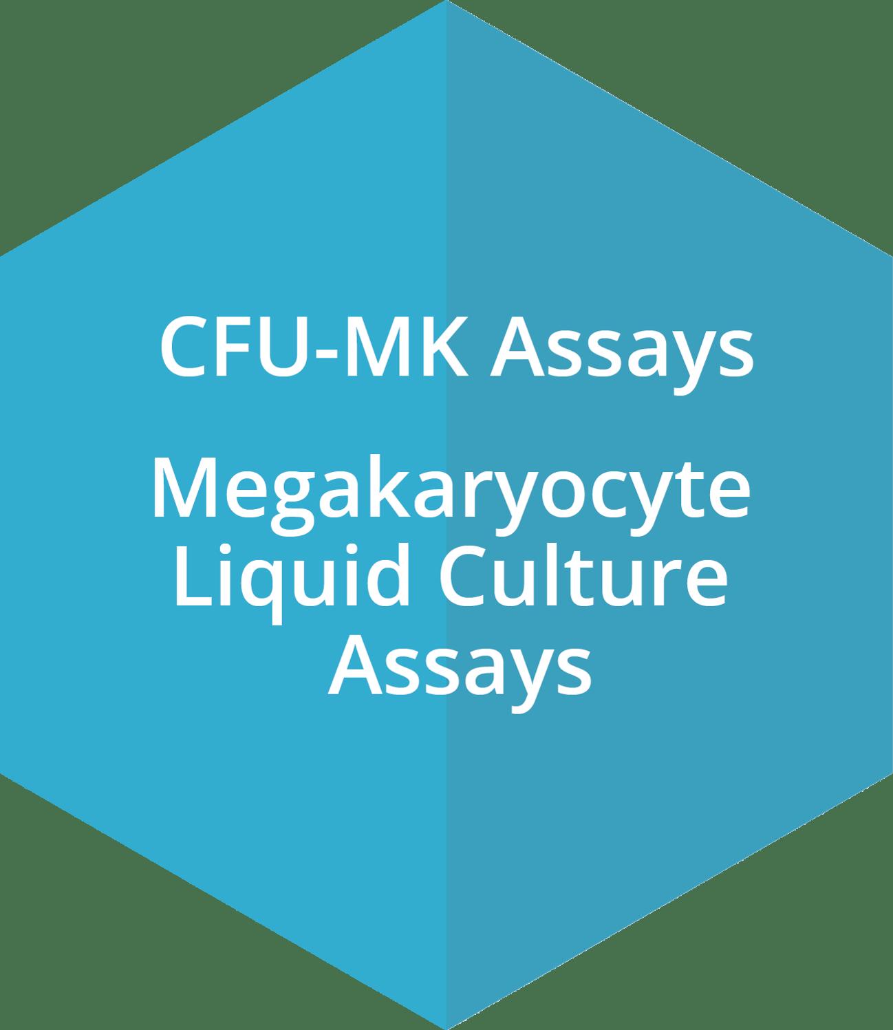 CFU-MK assays, Megakaryocyte Liquid Culture Assays